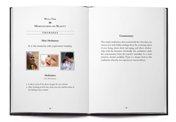 Meditations on Beauty: Excerpt From Universal Meditations: Recipes for a Peaceful mind