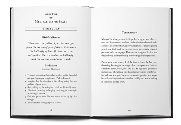 Meditations on Peace: Excerpt From Universal Meditations by David Less